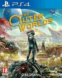 The Outer Worlds (PS4) Brand New Sealed @ funboxmedialtd Ebay
