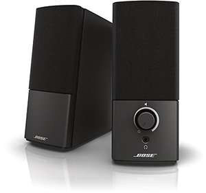 Bose Companion 2 Series III Multimedia Speaker System £49.92 (£47 with fee free card) delivered @ Amazon Spain