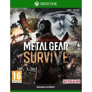 Metal gear survive £5.95 The Game Collection