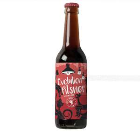 Beer monkey evolution pilsner (skipton brewery) 330ml bottles 69p in home bargains