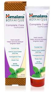 Himalaya Botanique Complete Care Simply Spearmint 150g Toothpaste £3 @ Boots online / instore
