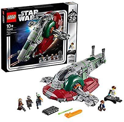 LEGO 75243 Star Wars Slave I - 20th Anniversary Edition £92.69 @ Amazon