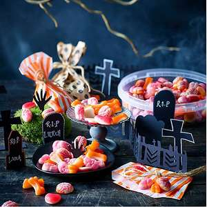 M&S Halloween Sweets - incl ghoulicious graveyard treats 20p instore