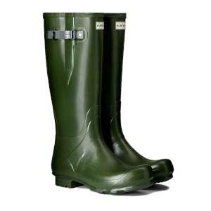 Hunter Men's Field Adjustable Wellington Boots £64.50 @ Outdoorgear