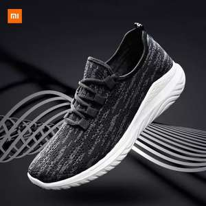 Xiaomi Mijia Youpin Trainers - Men - Lots Of Sizes Available £10.15 @ Global Mijia Homes Store/Aliexpress