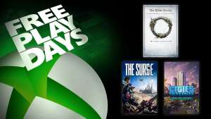 [Xbox One] The Surge, Cities: Skylines & The Elder Scrolls Online - Free Play Days with Xbox Live Gold @ Xbox Store