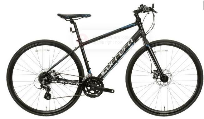 Carrera Gryphon Road Bike - £205 @ Halfords