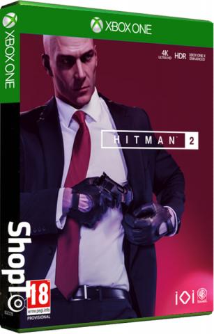 [Xbox One] Hitman 2 - £14.85 delivered @ Shopto