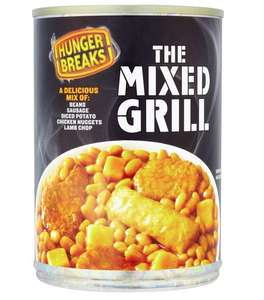The Mixed Grill 10p B&M Oldham