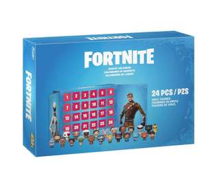 Fortnite advent calendar mini pop vinyl £28 @ Argos