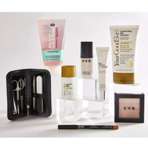 Free Boots Beauty Box when you spend £40 across Cosmetics, Skincare and Accessories - stacks with existing offers @ Boots.