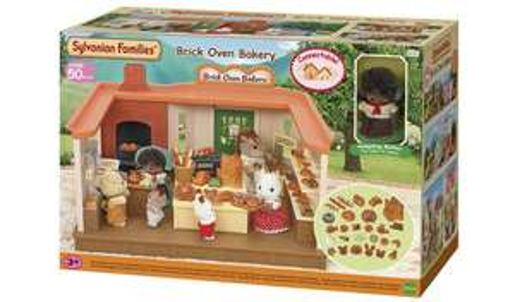 Sylvanian Brick Oven Bakery Playset - £18.00 using code @ Argos. Free Click & Collect