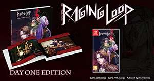 Raging Loop Day One Edition £22.85 delivered (Switch/PS4) @ Base.com