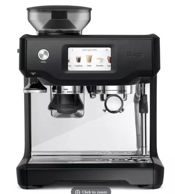 Sage Touch Barista coffee Machine £749 @ Jarrold