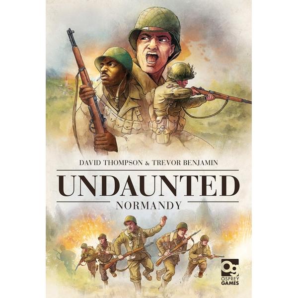 Undaunted Normandy - Board Game - Amazon.co.uk - £20.55