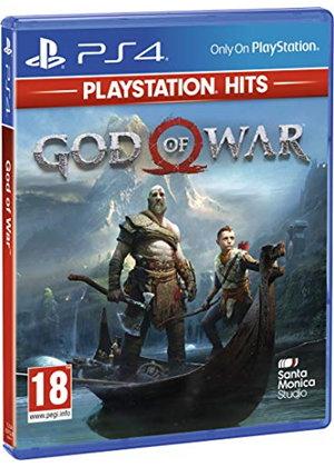 God of War - PlayStation Hits (PS4) £12.85 Delivered @ Base
