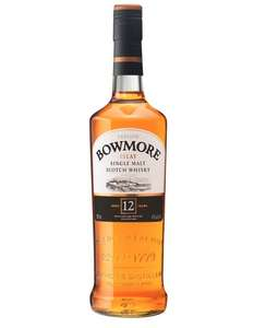 Bowmore Islay Single Malt Scotch Whisky Aged 12 Years 70cl £28 @ Morrisons