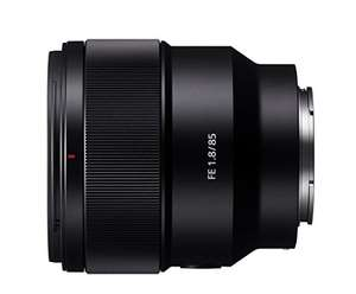 Sony FE 85mm f1.8 for £500.28 @ Amazon - £50 cashback