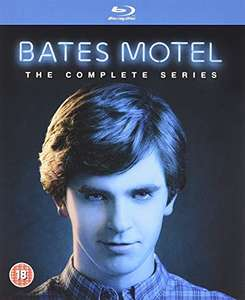 Bates Motel: The Complete Series blu-ray box set now £19.99 (Prime) + £4.49 (non Prime) at Amazon