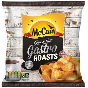 McCain goose fat gastro roasts - £3 @ Asda / free via Checkoutsmart