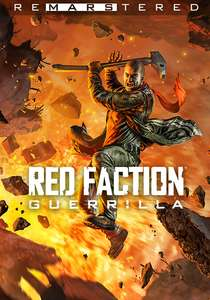 [Steam] Red Faction Guerrilla Remastered £3.20 @ Games Planet (Red Faction Complete Pack £6.66)