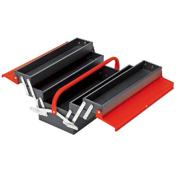 Draper Redline 4-Tray Cantilever Tool Box £19.99 @ Euro Car Parts