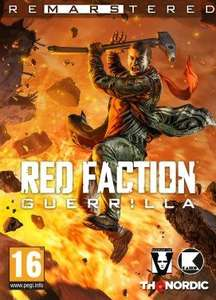 [Steam] Red Faction Guerrilla Re-Mars-tered PC - £1.80 @ Instant Gaming