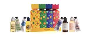 Free Christmas Cracker Quattro with £65 spend at L'Occitane