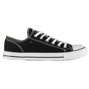 Soviet Dave Low Canvas Mens Trainers Size 7 & 7.5 Only - £12.98 Delivered @ Sports Direct
