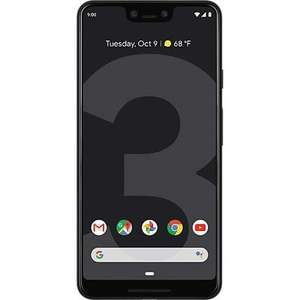 Google Pixel 3 XL 64GB Just Black Unlocked (Refurb - Good) £299.99 Delivered at Music Magpie