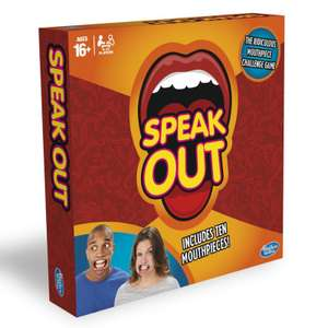 Speak Out Game £3 @ The Toy Shop