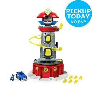 PAW Patrol Mighty Lookout Tower £64 @ Argos ebay