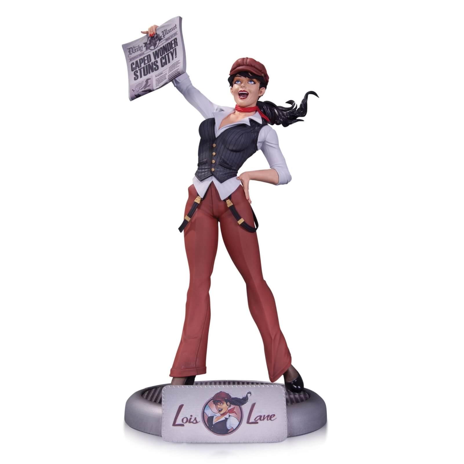 DC Collectibles DC Comics Bombshells - Lois Lane 29cm £19.99 @ Zavvi + Others (See Description)