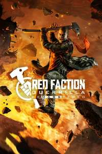 [Steam] Red Faction Remastered £1.64 @ Eneba