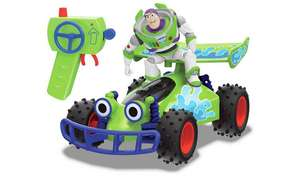 Toy Story 4 RC 1:24 Buggy Buzz Lightyear £17.60 using code @ Argos