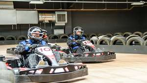 Indoor Karting for Two - Just £34 (£17pp) with code @ Red Letter Days
