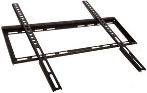 """Xenta 32""""-55"""" Slim Fixed TV Wall Mount £6.48 at delivered at Ebuyer"""