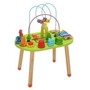 Chad Valley Wooden Activity Table £16.00 with code + Free Click & Collect @ Argos