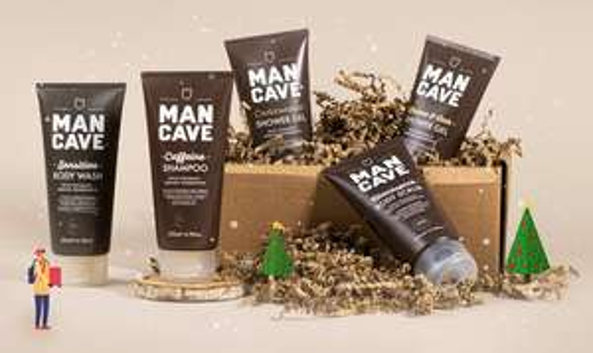 ManCave Christmas Shower Bundle - £15 @ ManCave