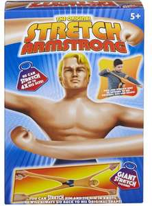 Large Stretch Armstrong £10 @ Amazon (+£4.49 Non-prime)
