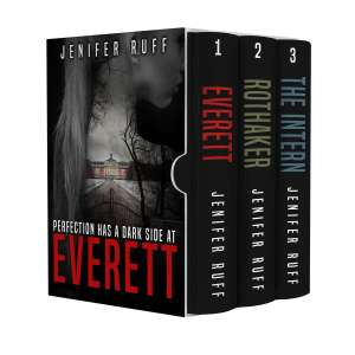 Crime Thriller Box Set - Brooke Walton Series 1-3 Kindle Edition - Free Download @ Amazon
