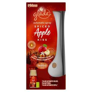 Glade Air Freshener Glade Automatic Spray £5 @ Tesco