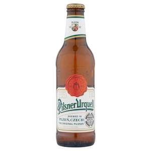 £20 off £60 spend e.g. 48 x 330ml bottles Pilsner Urquell & 12 x 330ml bottles Birra Moretti = £40 @ Majestic (free click and collect)