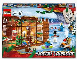 Lego City Advent Calendar 2019 - £16.78 Instore @ Costco