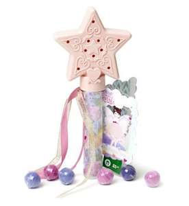 Wish Upon A Star Bath Fizzer Wand half price £2.50 @ Boots