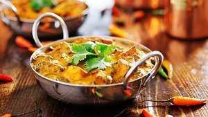 Indian Dining for 2 in £14 at a selection of restaurants located across the UK with redletterdays