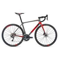 Giant TCR Advanced 1 Disc 2019 Carbon Road Bike Grey £1299.99 @ Rutland Cycling