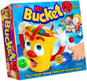 Mr Bucket Game from Ideal £9.49 (Prime) / £13.98 (non Prime) at Amazon