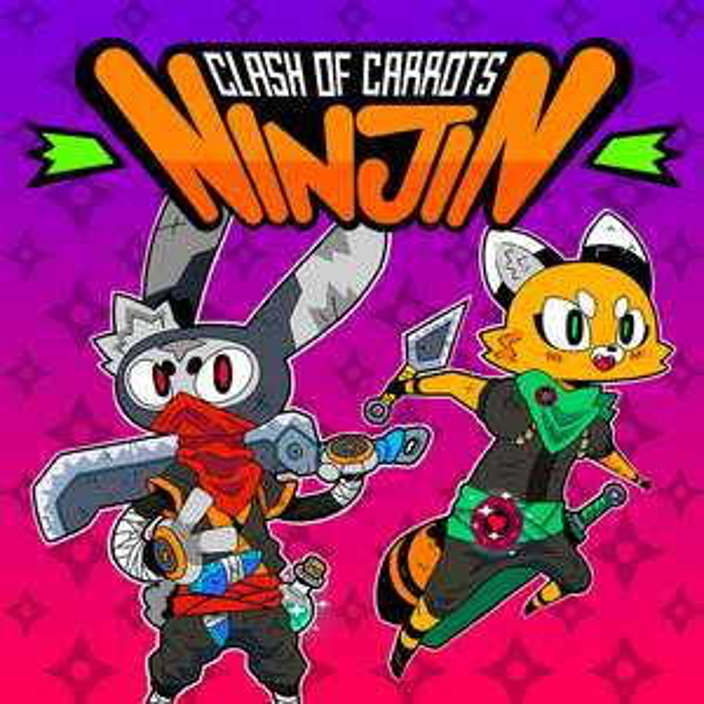 Ninjin: Clash of Carrots (Nintendo Switch) 89p @ Nintendo eShop (The Bridge £1.34, Tumblestone £1.79)