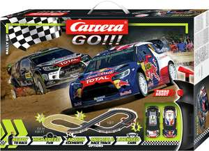 Carrera Go Rally Up Electric Track set £24 at Argos